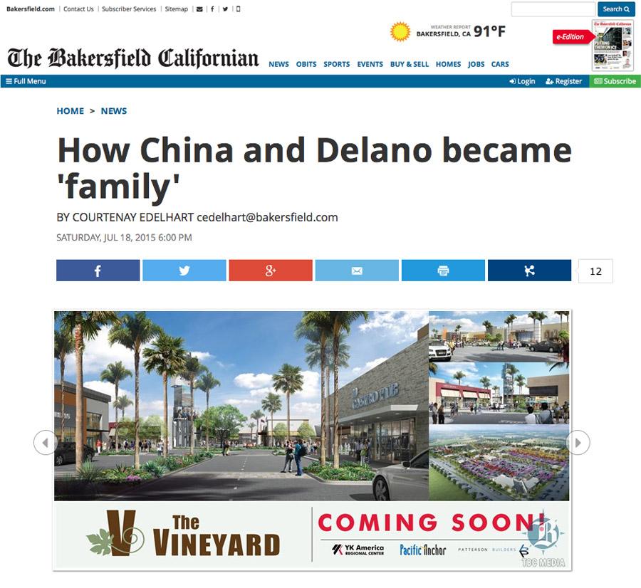 Bakersfield news