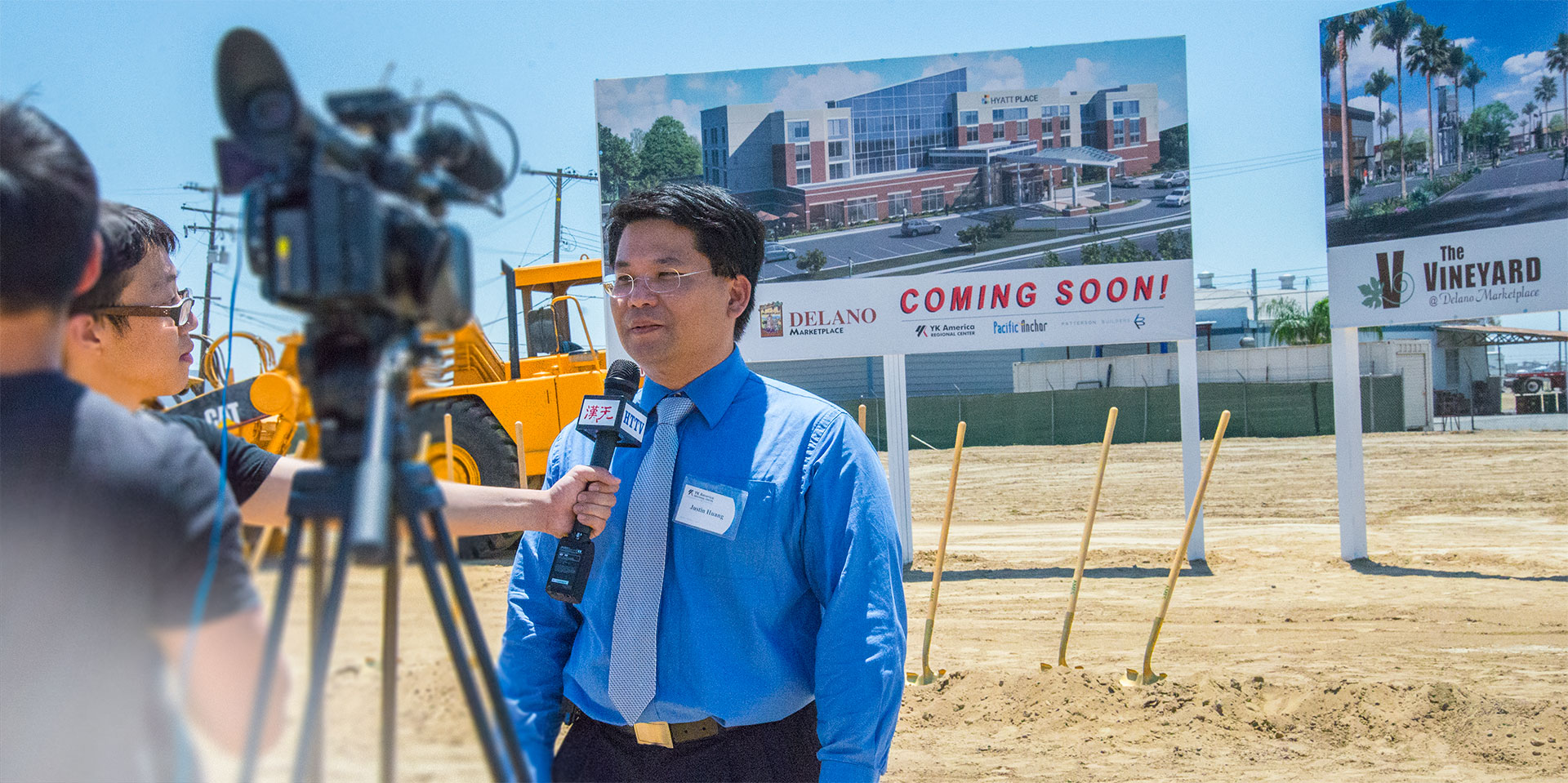 Delano Ground Breaking Ceremony – The Delano Record