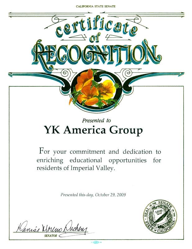 Recognition-Senate-to-YKA-ECTC