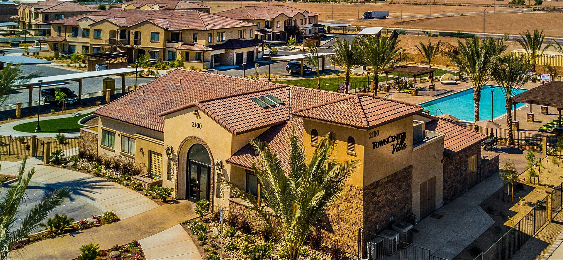 El Centro Town Center Villa