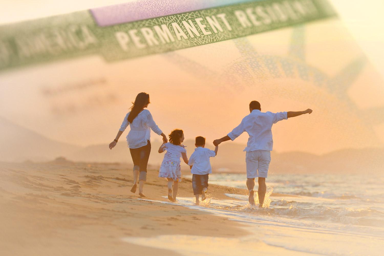 Permanent Green Card No.36
